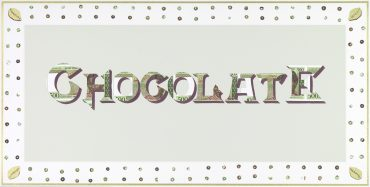 Chocolate Money (III) - a limited edition print by Justine Smith, London