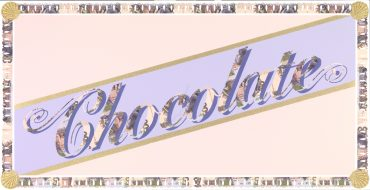 Chocolate Money (IV) - a limited edition print by Justine Smith, London