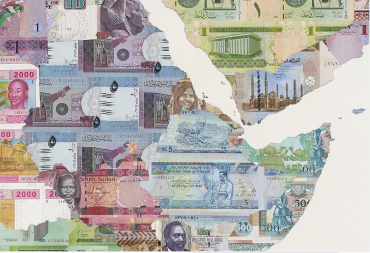 Money Map of Africa 2015 - detail
