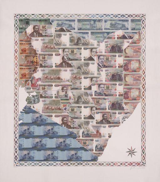 Money Map of Kenya
