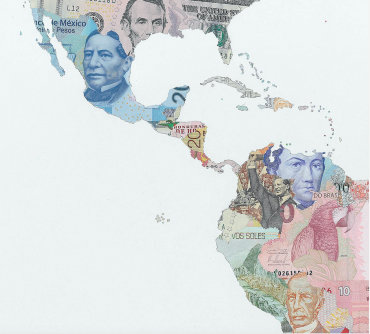 Money Map of the World 2013 - detail
