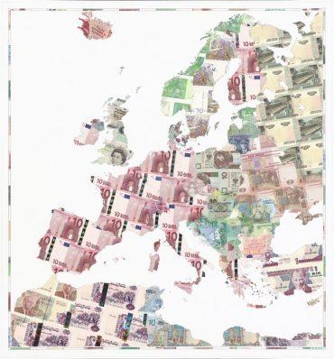 Money Map of Europe