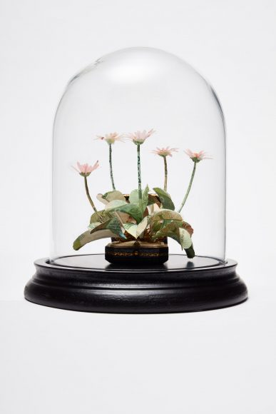 Money Flower Sculpture