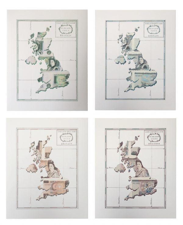 The Oldland Isles - Complete Set