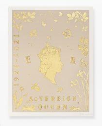 Sovereign Queen. Collage