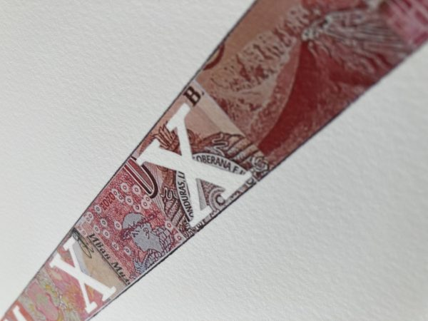 Money Map of the World MMXX - MMXXI. Detail