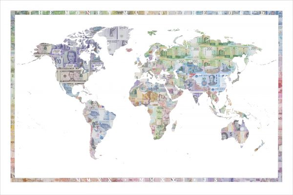 Money Map of the World MMXX-MMXXI